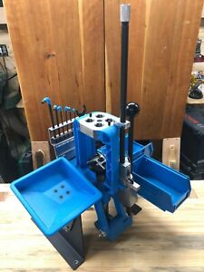 Dillon Precision RL550-C Reloading Press MANY accessories