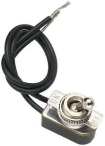 Toggle Switch Gsw 125 Spst On off Electric Equipment Applications 6 Inch Wire