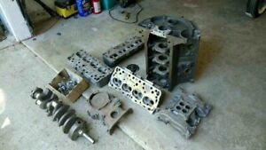 Ford 312 Engine Parts