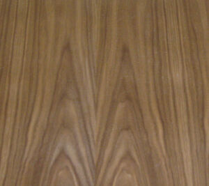 Walnut Wood Veneer 12 X 96 Inches With Paper Backer A Grade 1 40 Thickness