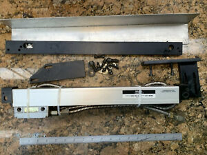 Mitutoyo Linear Scale 300mm Model At2 n300 Code 529 103 5 Mounts