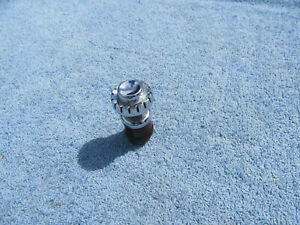 1953 54 Oldsmobile Rocket 88 Casco Cigarette Dash Lighter Vintage