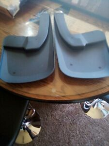 Husky Mud Guards Flaps For Dodge Ram 1500 2500 3500 W Fender Flares Rear Only