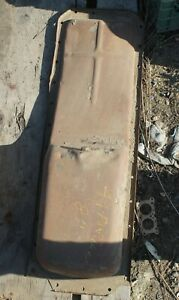 1949 1950 Pontiac Straight 8 Oil Pan Nice f