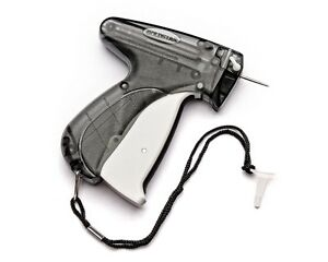 Garment Price Label Tag Tagging Gun With 1000 3 Black Color Barbs Plus1 Needle
