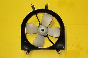 96 97 98 Honda Civic Radiator Condenser Fan Oem 1996 1997 1998