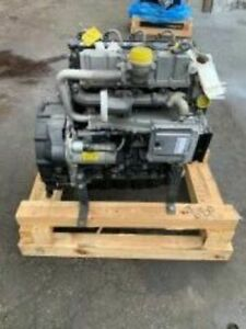 Deutz Td2 9l4 Diesel Engine 49hp 0 Miles All Complete And Run Tested