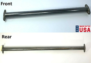 Front Rear Straight Spreader Bars For 1932 Ford Frame Steel Made In Usa