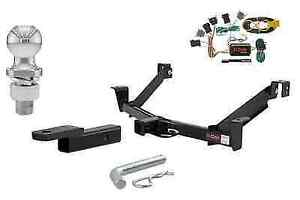 Curt Class 3 Trailer Hitch Tow Package For Ford Explorer Mercury Mountaineer