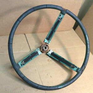 1961 Other Ford Thunderbird Oem Steering Wheel For Car With 390 Generator