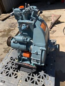 Lombardini 4ld 820 l Diesel Engine 5 Hours 12 7 To 17 Hp 820 Generator
