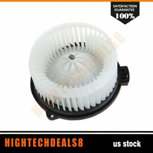 Heater Ac Blower Motor Ho3126101 W Fan Cage For Honda Civic Element Acura El Us