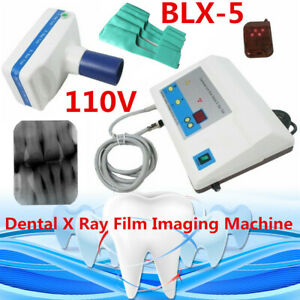 Us Dental X Ray Portable Mobile Film Imaging Machine Digital Low Dose System