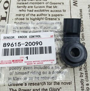 Oem Engine Knock Sensor Fit For Toyota Corolla Matrix Camry Sienna Tacoma Prius