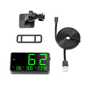 Universal Motorcycle Bike Speedometer Speed Display Km h Mph Digital Gps Meter