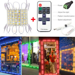 Us Smd 5050 6 Led Module Light Waterproof Ip65 remote For Sign Advertising Lamp