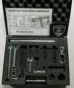 Miller Tool 9106 Chrysler Crossfire 3 2l Engine Valve Spring Compressor Kit