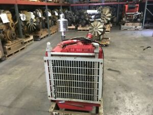 2017 Perkins 1104d e44ta Power Unit 142hp Approx 4k Hours All Complete