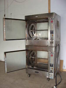 Henny Penny Surechef Double Stack Rotisserie Oven