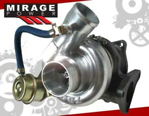 For 2002 2007 Subaru Wrx Sti Upgrade Replacement Ej Td05 Turbo Charger