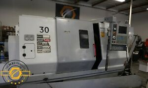 Haas Sl 30tbb 4 Hole 15 Chuck 30 Swing Cnc Lathe New 2003 Jc