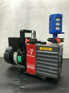 Edwards E2m 0 7 Dual Stage Rotary Vacuum Pump