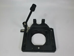 Nikon Xy Microscope Stage From Diaphot Inverted Microscope
