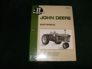 John Deere Tractor Manual Models In The 3000 4000 5000 And 6000 Series