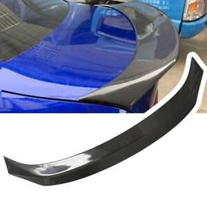 For 2014 2019 Lexus Is200t Is250 Is350 Ar Style Carbon Fiber Trunk Spoiler Wing