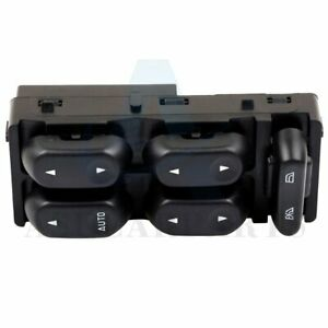 Universal Power Window Switch Front Driver Side For 01 Ford Explorer Sport Trac