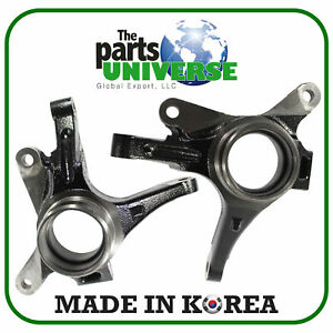 Steering Knuckle Left right Fits Chevrolet Spark Daewoo Matiz 96491286 96491285