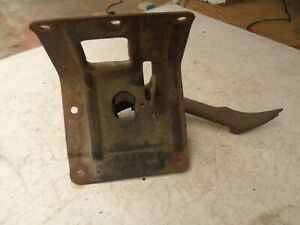 1967 Chevrolet Chevy Impala Caprice Biscayne Bel Air Hood Latch Release 427 Ss