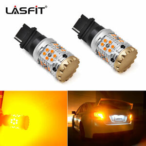 Led Rear Turn Signal Light For Nissan Quest 1999 2009 Amber 3156 No Hyper Flash