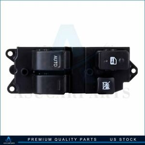 Universal Power Window Switch Front Left For Toyota Pickup T100 Tacoma