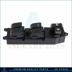 Universal Power Window Switch Front Left For Toyota Corolla Camry Avalon