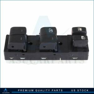 Universal Power Window Switch Front Left For 07 12 Nissan Altima 4dr Sedan