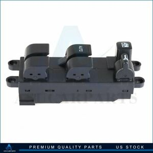 Universal Power Window Switch Front Left For Nissan Altima Sentra Frontier