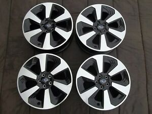 17 18 Subaru Forester 17 Wheels 68839 Cnc Oem Factory Rims 17in Outback 5x100mm