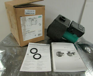 Wilo Top s 25 7 Tops257 S257 Circulator Pump 130 C Max Class H 3 460v nib