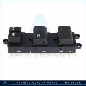 Universal Power Window Switch Front Left For 2005 2008 Nissan Pthfinder