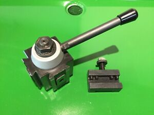 Grizzly Lathe Quick Change Tool Post 1 Tool Holder Piston Type Bxa