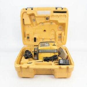 Topcon Rl sv2s Dual Slope Rotary Laser Level With Ls 1000 Receiver And Remote