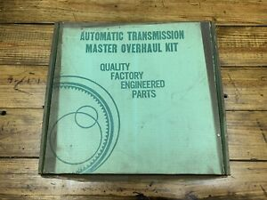 Automatic Transmission Master Overhaul Kit Engineered Parts 53 8 63 Ford Nos