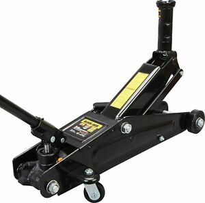 Black Jack Torin 3ton Capacity Suv Jack With Adapter
