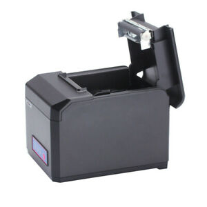 Hoin High speed 80mm 58mm Pos Dot Receipt Paper Barcode Thermal Printer O1q9