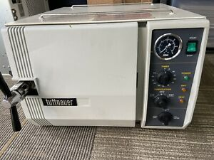 Tuttnauer Fda 2540m Autoclave Dental Medical Sterilizer