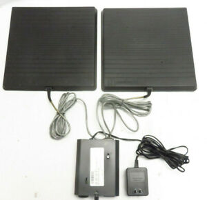 Checkpoint Ix Universal Eas 8 2 Mhz Retail Tag Counter System With Two 12x12 Pad