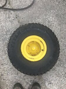 John Deere Lt155 Rear Tires 2 Tires
