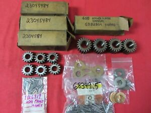 Allison Transmission 600 Series Planetary Carrier Parts Gears bearings washers