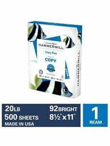 Printer Printing Paper 8 1 2 X 11 Letter 500 Sheets Fast Delivery A Quality